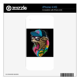 Kool Kats iPhone 4 Decal