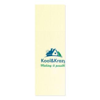 Kool&Krazy cards