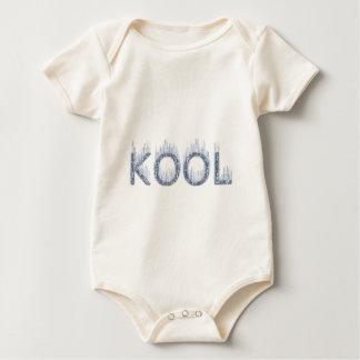 Kool - niño helado del niño del diseño trajes de bebé