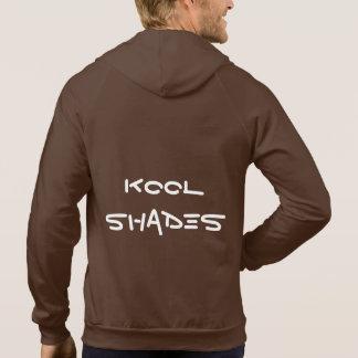 KOOL SHADES American Apparel California Fleece Zip Tshirts