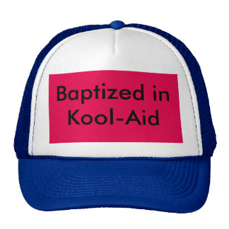 koolaid trucker hat