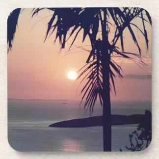 Koolan Sunrise Drink Coaster