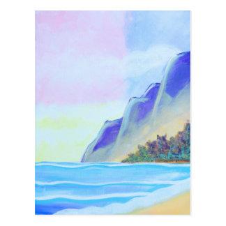 Ko'olau Mountains, Oahu, Hawaii Postcard