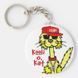 Kooli O. Kat - Key Chain