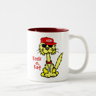 Kooli O. Kat - Mug