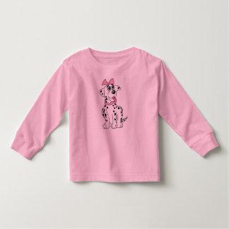 KoolKidZnCo Cute Dalmatian Kidz Toddler T-shirt