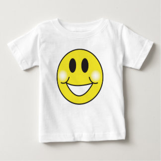 KoolKidZnCo Cute Happy Face Infants Shirt