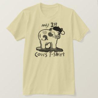 KoolKidZnCo DADZ Funny Cow T-Shirt