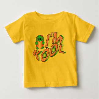 KoolKidZnCo I'M  KOOL Baby T-Shirt