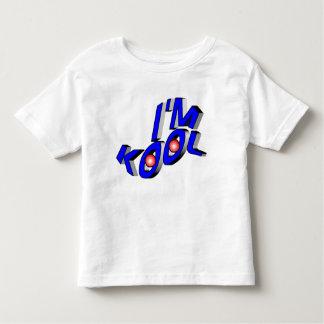 KoolKidZnCo I'M KOOL Toddler T-shirt
