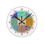 KOOLshades: CHISPA del remiendo de la tela Relojes