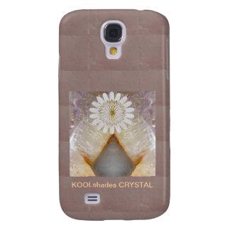 KOOLshades Crystal Marble Vintage Temple Art Samsung Galaxy S4 Cover