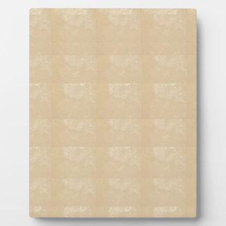 KOOLshades de oro DIY que cura diseño de CRYSAL Placa Para Mostrar