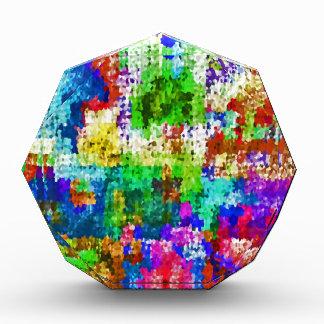 KOOLshades HAPPY abstract colorful Art Award