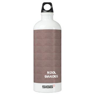 KOOLshades HealingSTONE Brown SHADE diy SIGG Traveler 1.0L Water Bottle