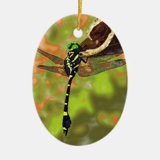 kooniyanma dragonfly ceramic ornament
