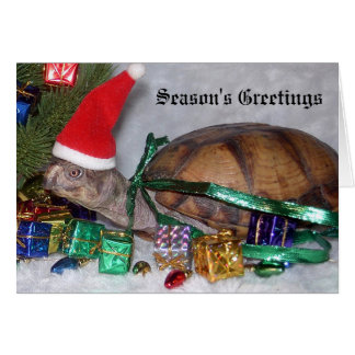 Koopa's First Holiday Greeting Card