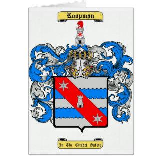 koopman card
