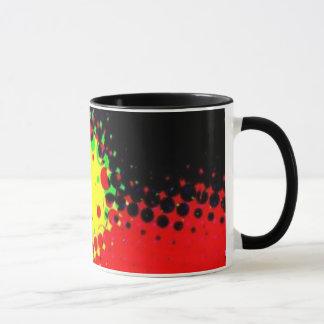 Koori flag mug