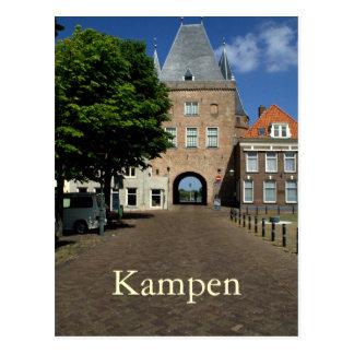 Koornmarktspoort, Kampen Postcard