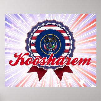 Koosharem, UT Poster