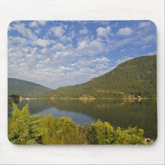 Kootenay Lake in Nelson British Columbia Mouse Pad