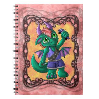 Kootie Patootie #2: Kaleb Spiral Notebook