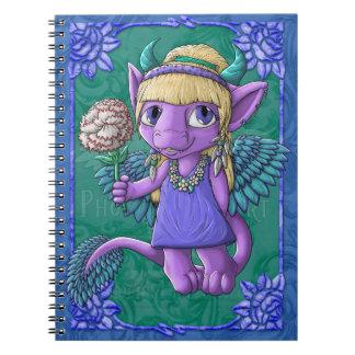 Kootie Patootie #3: Amelia Spiral Notebook