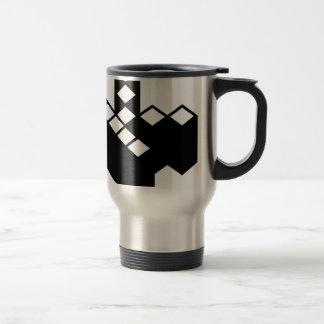 Kopimism Logo 15 Oz Stainless Steel Travel Mug