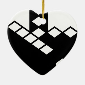 Kopimism Logo Christmas Tree Ornaments