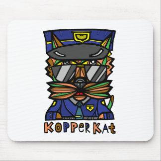 """""""Kopper Kat"""" Mousepad"""