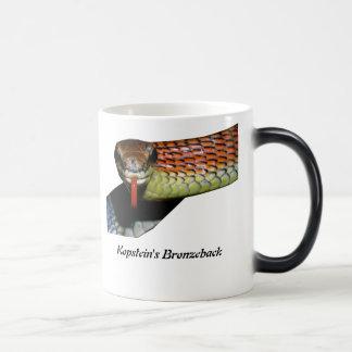 Kopstein's Bronzeback Morphing Mug