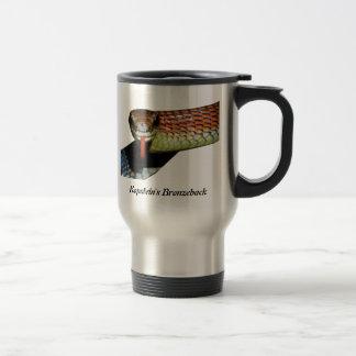 Kopstein's Bronzeback Travel/Commuter Mug