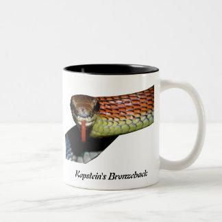 Kopstein's Bronzeback Two-Tone Mug