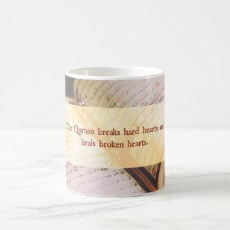 Koran -Breaks hard hearts - Islamic Mug