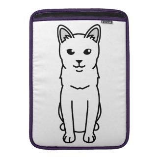 Korat Cat Cartoon Sleeve For MacBook Air