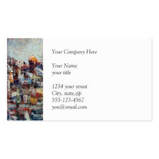Korcula Town Business Card
