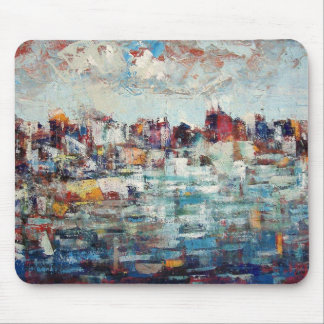 Korcula Town Mouse Pad