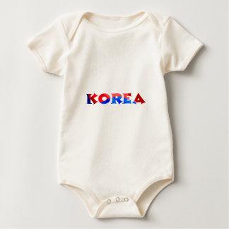 Korea Baby Bodysuit