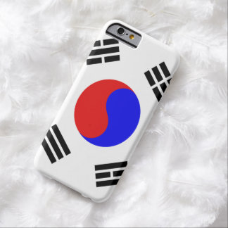 Korea Barely There iPhone 6 Case