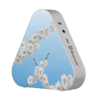 Korea Cherry Blossoms White Speaker