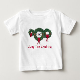 Korea Christmas 2 Baby T-Shirt