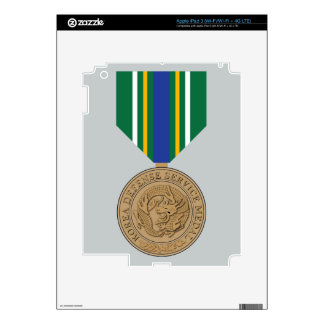Korea Defense Service Medal Decal For iPad 3