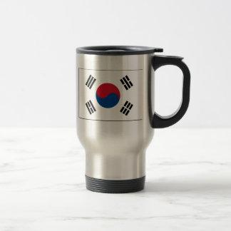 Korea FLAG International Coffee Mug