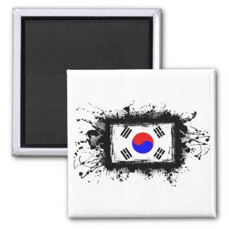 Korea Flag Magnet