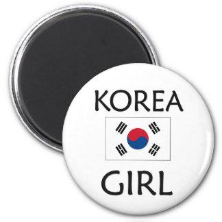 KOREA GIRL MAGNET