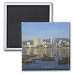Korea, Gyeongsangnam-do, Busan, Gwangan beach Magnets