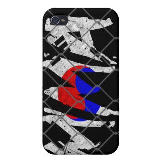 Korea MMA 4G iPhone case