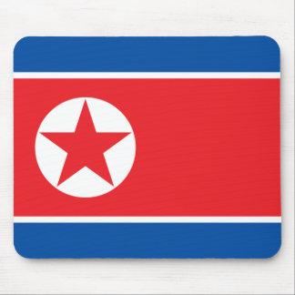 korea north mouse pad