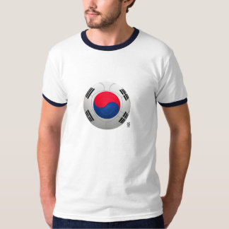 Korea Republic 대한민국 Football Tee Shirt